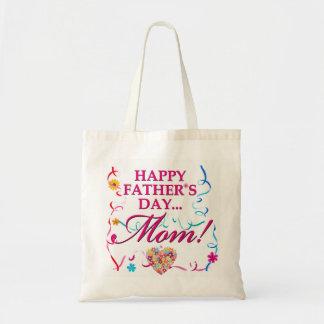 Fabelhafte glückliche Vatertags-Mamma-Tasche