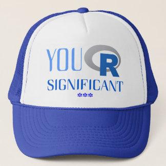 """Fabelhafte Mütze von You """"R"""" Significant"""