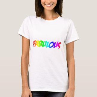 Fabelhafter Regenbogen T-Shirt