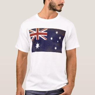 Fahne Australiens T-Shirt