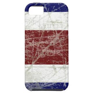 Fahne Costa Rica Schutzhülle Fürs iPhone 5