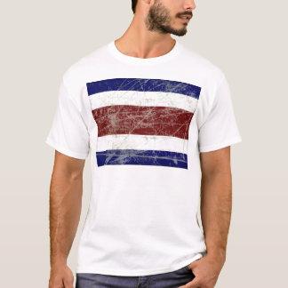Fahne Costa Rica T-Shirt