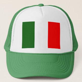 Fahne Italiens Truckerkappe