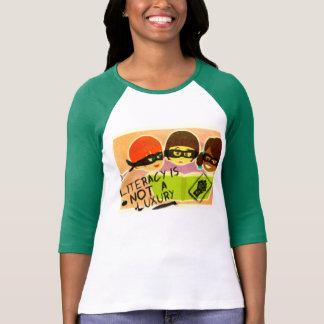 Fahnen-Baseball T T-Shirt