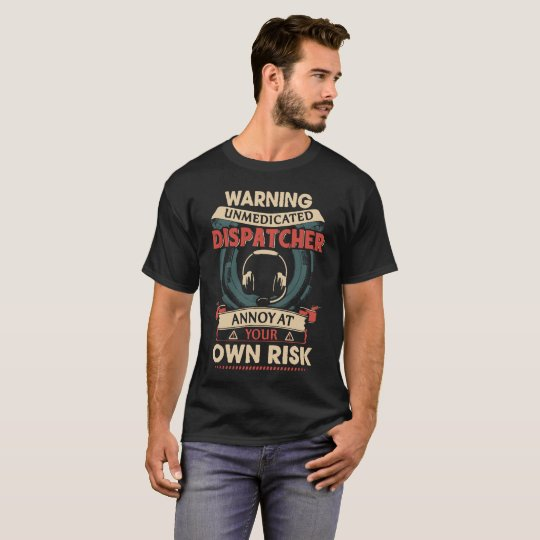 Fahrdienstleiter-T-Shirt T-Shirt