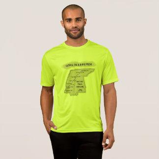 Fahren Sie den Natchez Spurn-T - Shirt rad