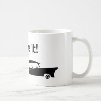 Fahren Sie es Teehaferl