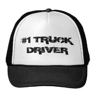 """""""Fahrer"""" Fernlastfahrerhut des LKW-#1 Truckermützen"""