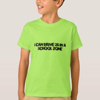 Fahrer-Sicherheits-T-Shirt T-Shirt