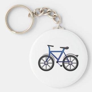 Fahrrad - Emoji Schlüsselanhänger