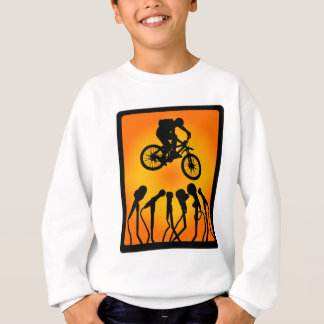 Fahrrad in Zion Sweatshirt