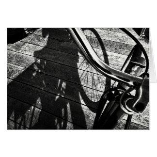 Fahrrad-Mieten, Fremantle Grußkarte