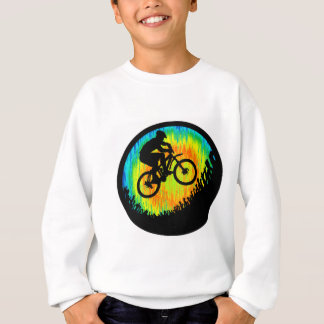 Fahrrad-neue Grabungen Sweatshirt
