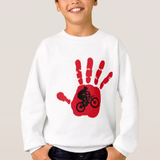 Fahrrad so heiß sweatshirt