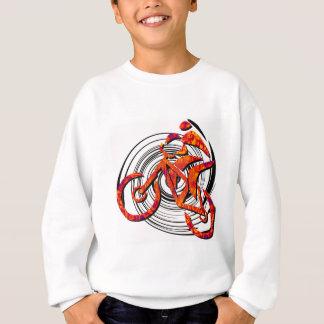 Fahrrad-subtile Änderung Sweatshirt