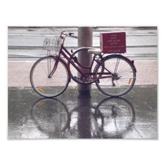 Fahrräder Sydney No.2 Fotodruck