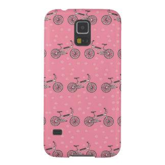 Fahrradmuster Samsung Galaxy S5 Hülle