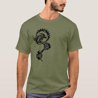 Fahrradtätowierungs-Shirt T-Shirt