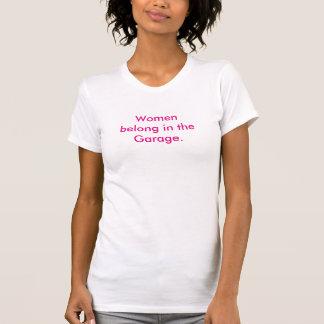 Fahrzeug-Reparatur-Automobilgarage T-Shirt
