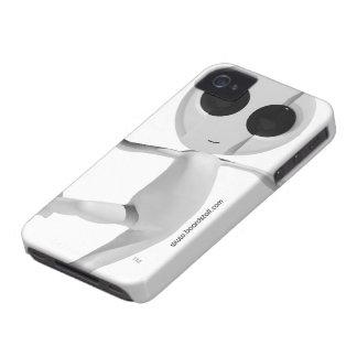 Faire du surf des neiges la caisse audacieuse coques iPhone 4
