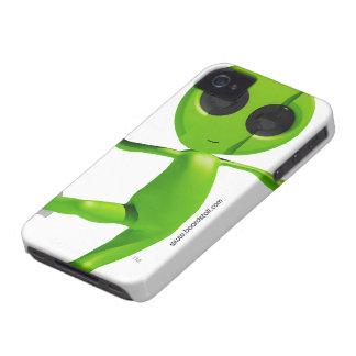 Faire du surf des neiges la caisse audacieuse étra coques iPhone 4