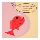 """Faire-part de naissance """"poisson d'avril"""""""