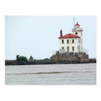 Fairpoint Hafen Ohio Postkarte