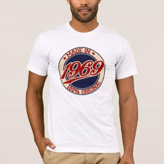 Fait en 1969 t-shirt