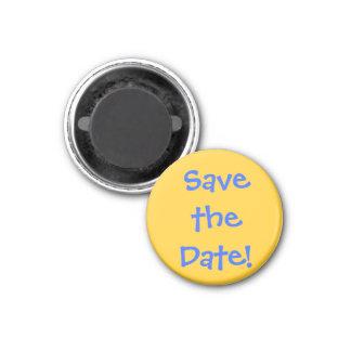 Faites gagner la date ! magnets pour réfrigérateur