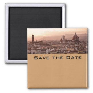 Faites gagner la date Toscane Aimants Pour Réfrigérateur