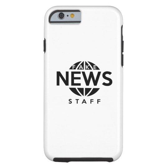Fake-Nachrichten-Personal Tough iPhone 6 Hülle