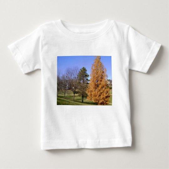 Fall-Bäume Baby T-shirt