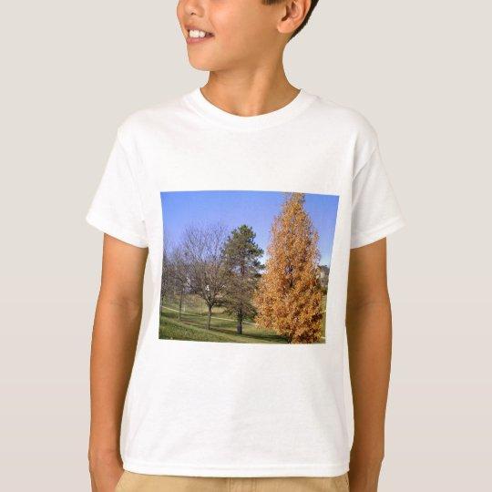 Fall-Bäume T-Shirt