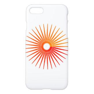 Fall des Sonnendurchbruch-iPhone7 iPhone 8/7 Hülle