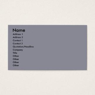 Fall-Erntedank - Gidget - Pudel Visitenkarte