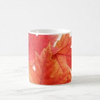 Fall-Freude Kaffeetasse