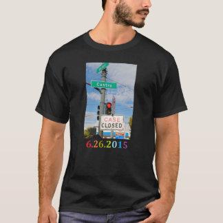 """""""Fall geschlossener"""" Heirat-Sieg-Feier-T - Shirt"""