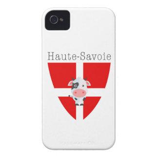 Fall Haute-Savoie Kuh-iPhone4 kaum dort Case-Mate iPhone 4 Hülle