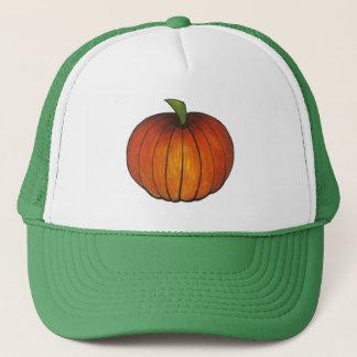 Fall-Herbst-Ernte-orange Kürbis-Kürbis-Hut Truckerkappe