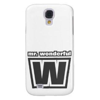 Fall Herr-Wonderful iPod 3G Galaxy S4 Hülle