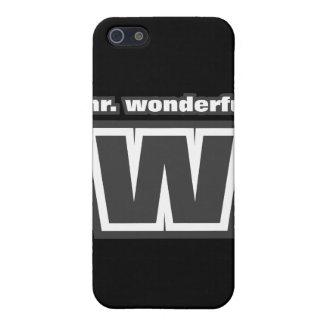 Fall Herr-Wonderful iPod 4 Etui Fürs iPhone 5