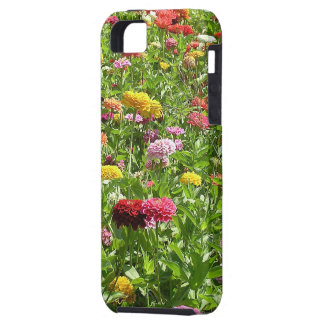 "Fall iPhone5, ""Feld der bunten Blumen "" iPhone 5 Etui"