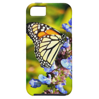 "Fall iPhone5, ""Schmetterling auf Blume "" iPhone 5 Case"