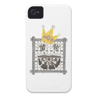 Fall König-Sudoku IPhone 4 iPhone 4 Etuis