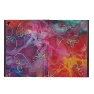 Fall Krawatten-Gewebe-iPad Airs Powis