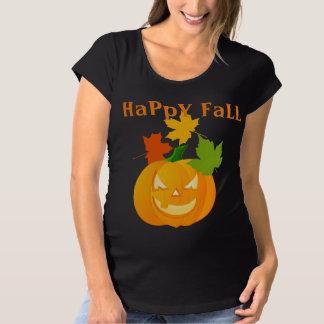 Fall-Mutterschafts-Shirt Schwangerschafts T-Shirt
