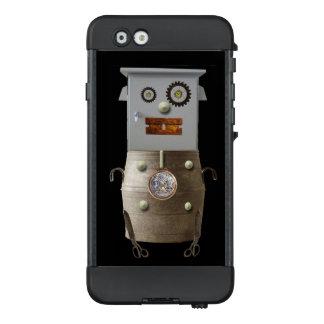 Fall Spaß-Metallroboter Sci FI Iphone LifeProof NÜÜD iPhone 6 Hülle