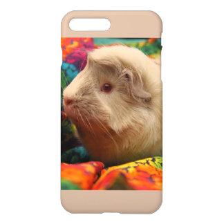 Fall-themenorientierter Meerschweinchen-Handy-Fall iPhone 8 Plus/7 Plus Hülle
