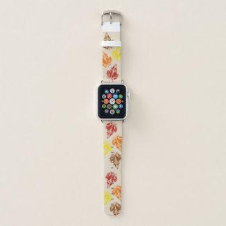 Fall verlassen Uhrenarmband Apple Watch Armband