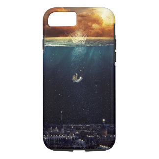 Fallen iPhone 8/7 Hülle